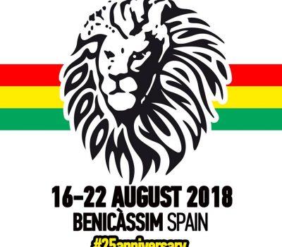 ROTOTOM SUNSPLASH FESTIVAL / 16-22 AOUT 2018 / BENICASSIM (ESP.)