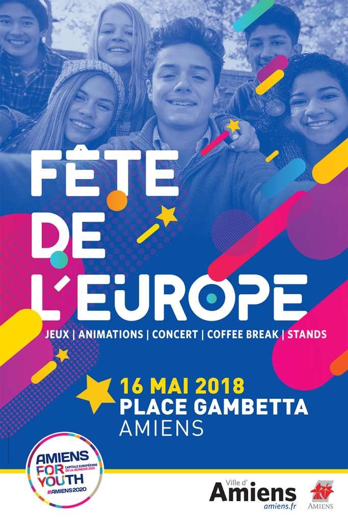 FÊTE DE L'EUROPE / JEUDI 9 MAI 2019