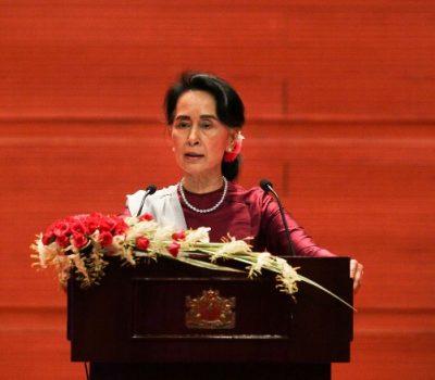 [L'ODYSSEE GEOGRAPHIQUE] – 14 JANVIER 2019 – AUNG SAN SUU KYI, LA CHUTE D'UNE ICÔNE