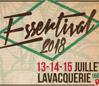 ESSERTIVAL / DU 13 AU 15 JUILLET 2018 / LAVACQUERIE