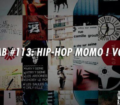 NBAB #113 – HIP-HOP, MOMO ! VOL.5