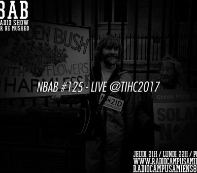 NBAB #125 – LIVE @THIS IS HARDCORE 2017