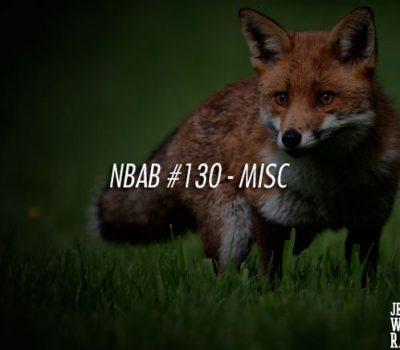 NBAB #130 – MISC