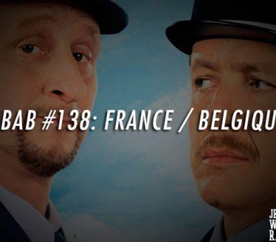 NBAB #138 – FRANCE / BELGIQUE